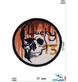 Lucky 13 Lucky 13 - Skull