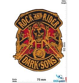 Totenkopf Rock and Rider - Dark Sons