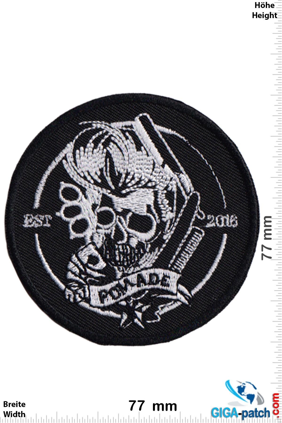 Pomade - Hair Skull