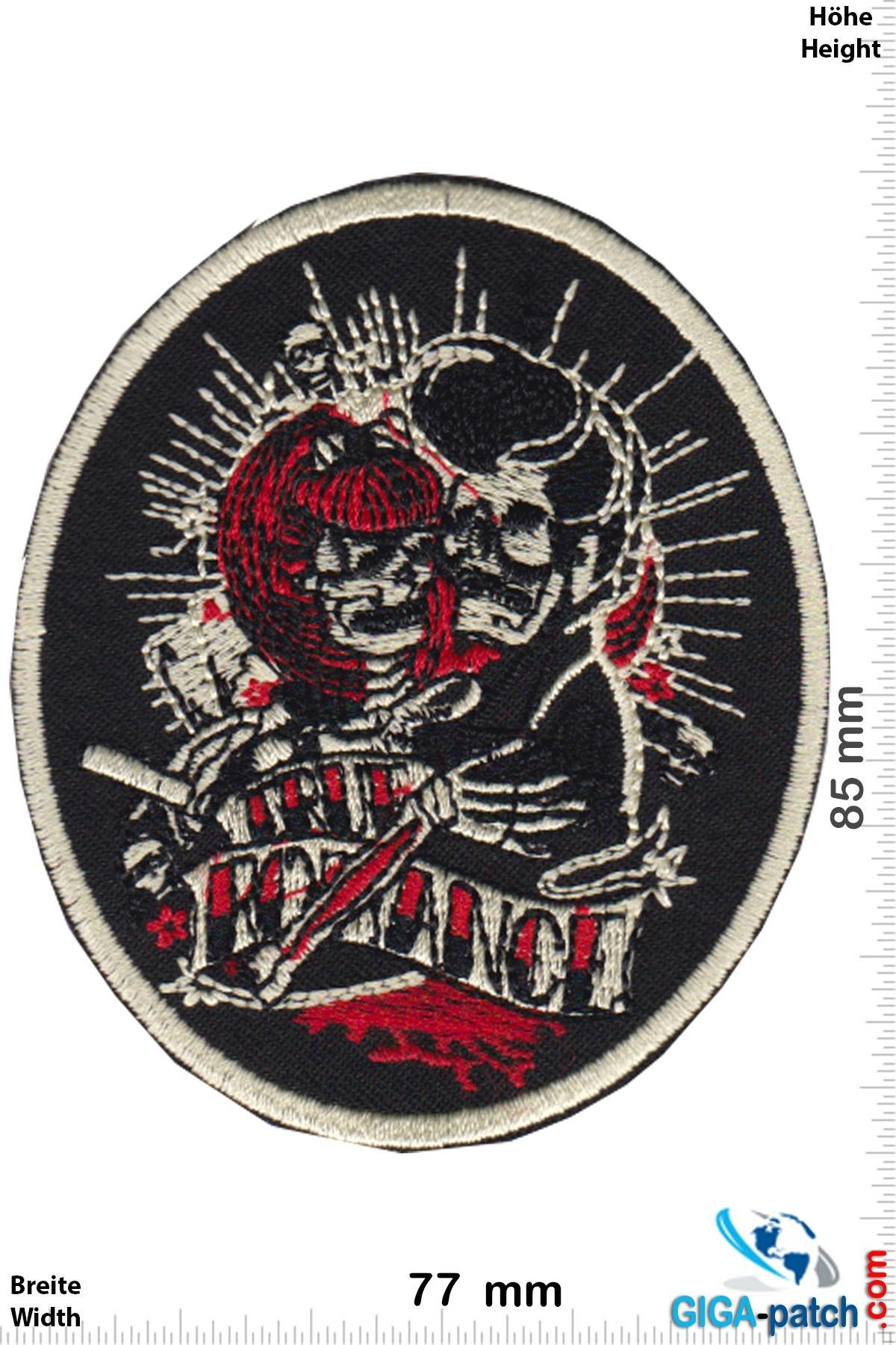 Totenkopf The Romance - color - Weeding Skull