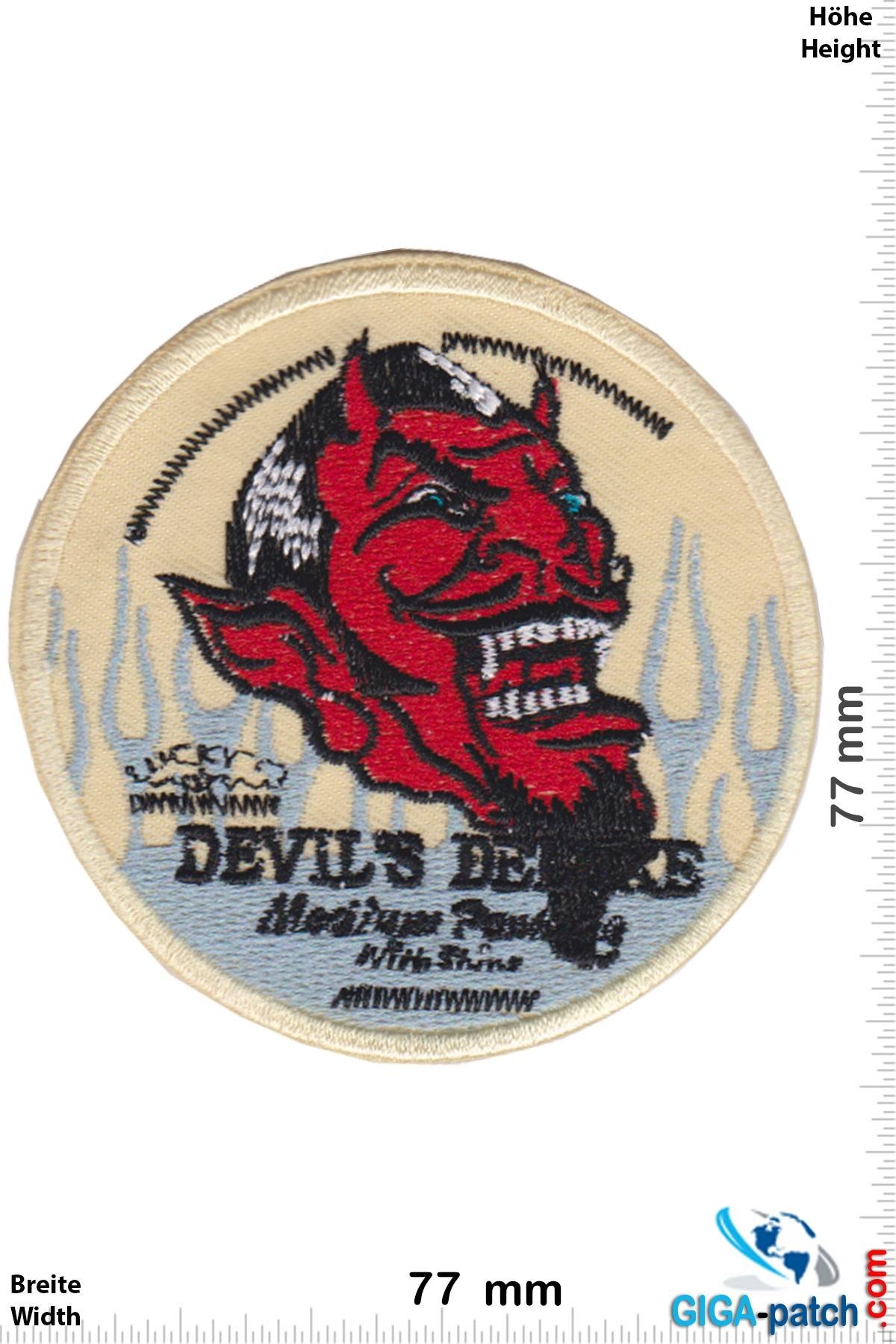 Devil's Deluxe - Medium Pomade