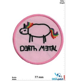 death metal - kids paint
