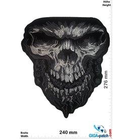 Totenkopf Totenkopf Skull Ghost -27 cm