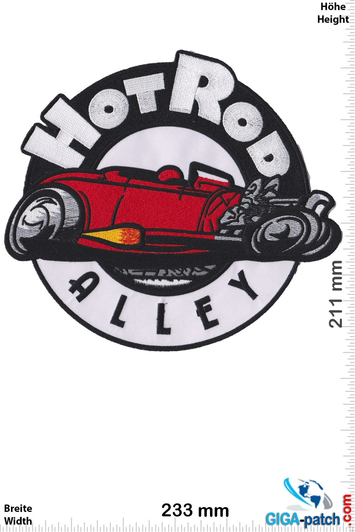 Hotrod Hot Rod Alley -  23 cm
