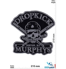 Dropkick Murphys  Dropkick Murphys - Boston - darksilver  - 18 cm - BIG