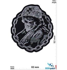 Totenkopf Skull  chain ring