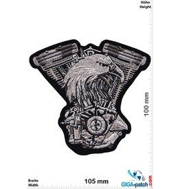 Motor - Engine - Big Block - V2 - Eagle - HQ