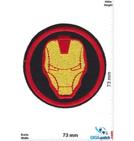 Iron Man Iron Man - Head - Tony Stark