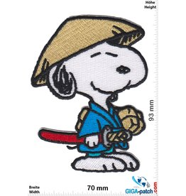 Snoopy Snoopy  - Samurai- The Peanuts