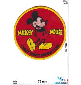 Mickey Mouse  Mickey Mouse  - Walt Disney Productions
