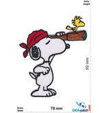 Snoopy Snoopy  - Pirate - The Peanuts