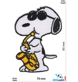 Snoopy Snoopy  - Saxophon - The Peanuts