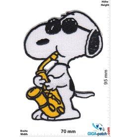 Snoopy Snoopy - Saxophon - Die Peanuts