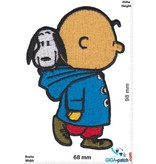 Snoopy Snoopy  - Charlie Brown -Carry - The Peanuts