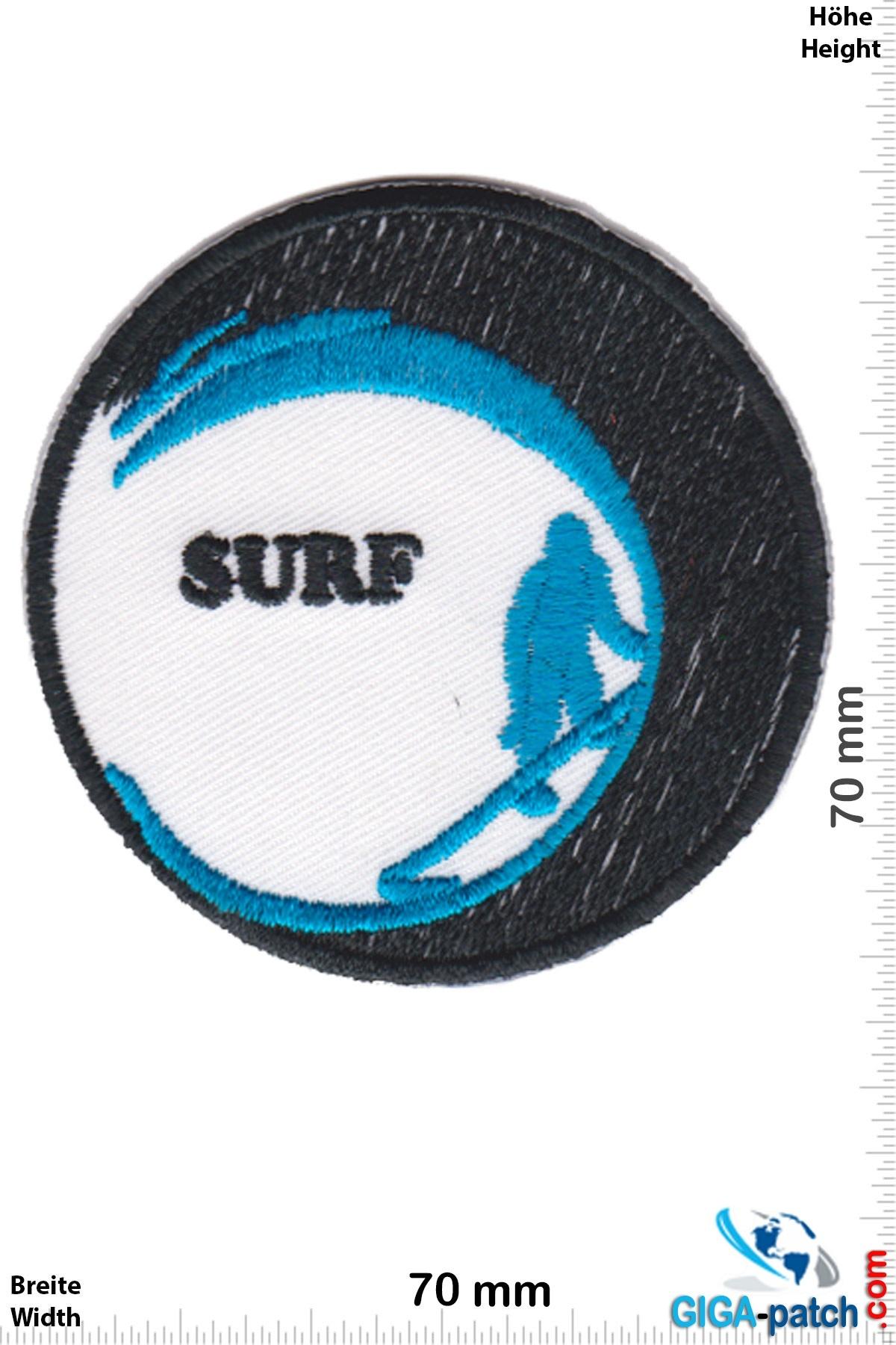 Surf - Surfing - blue black