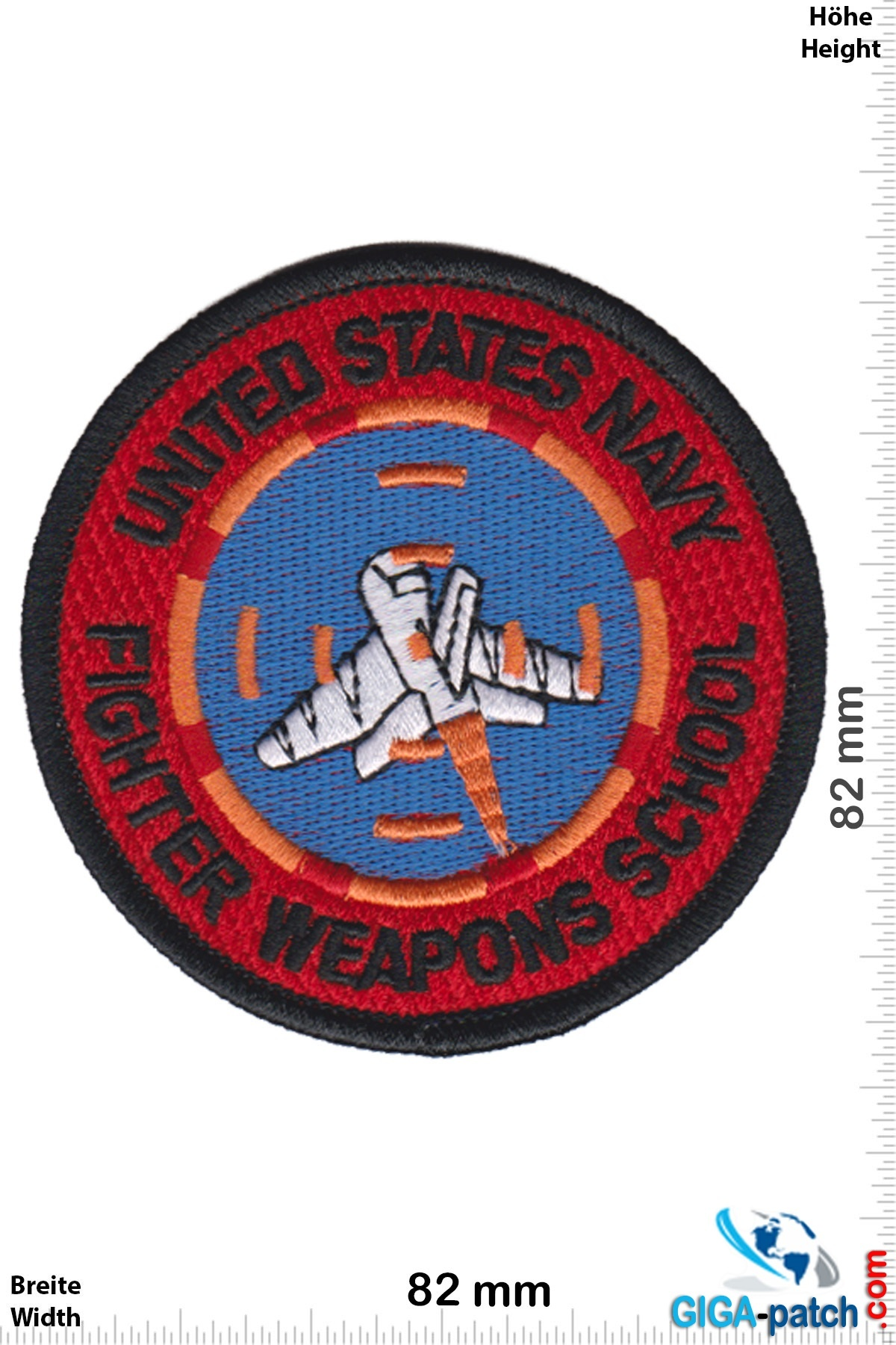 Top Gun United States Navy - Fighter Weapons School- HQ
