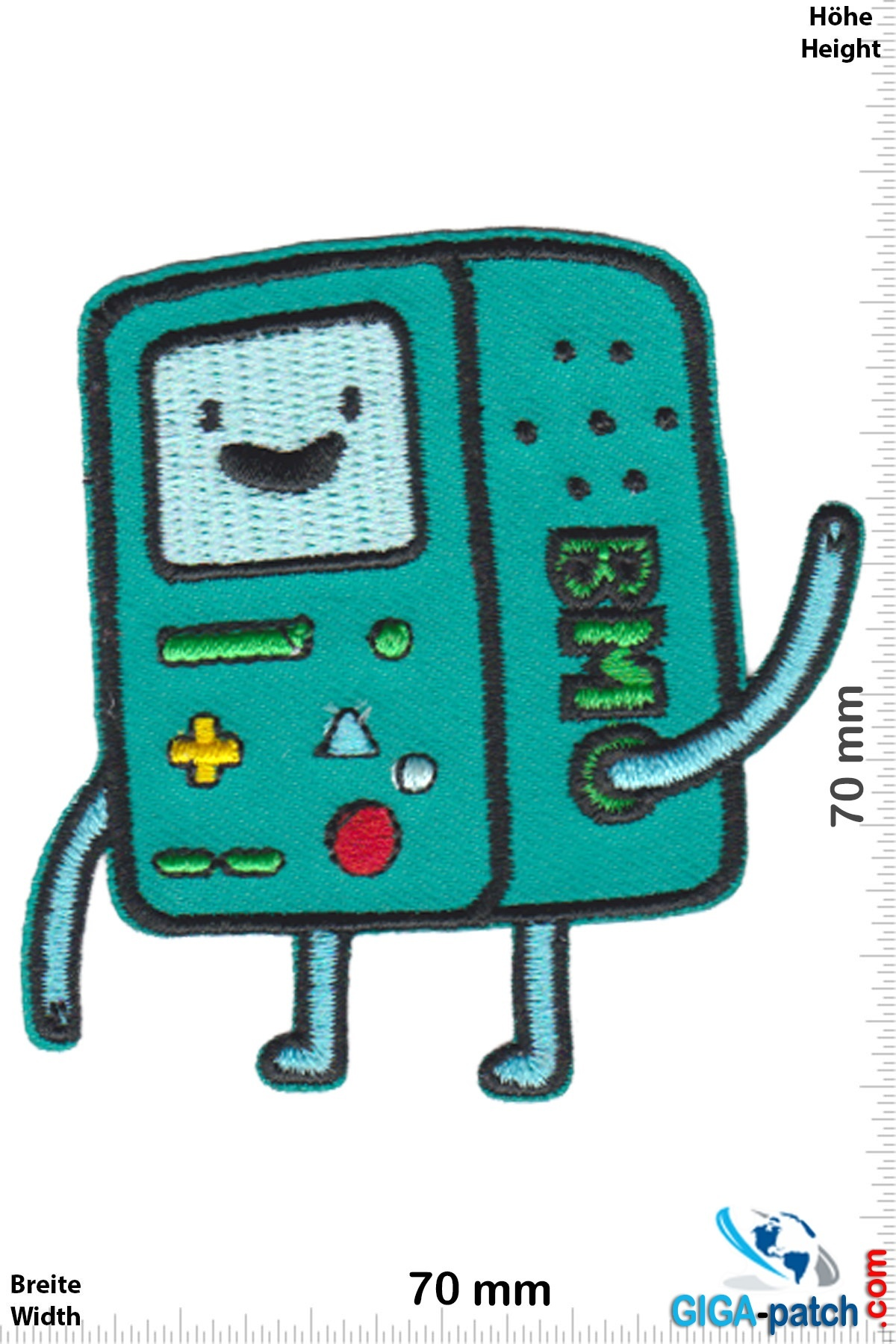 Adventure Time - Beemo