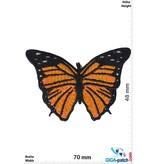 Schmetterling Butterfly -yellow black