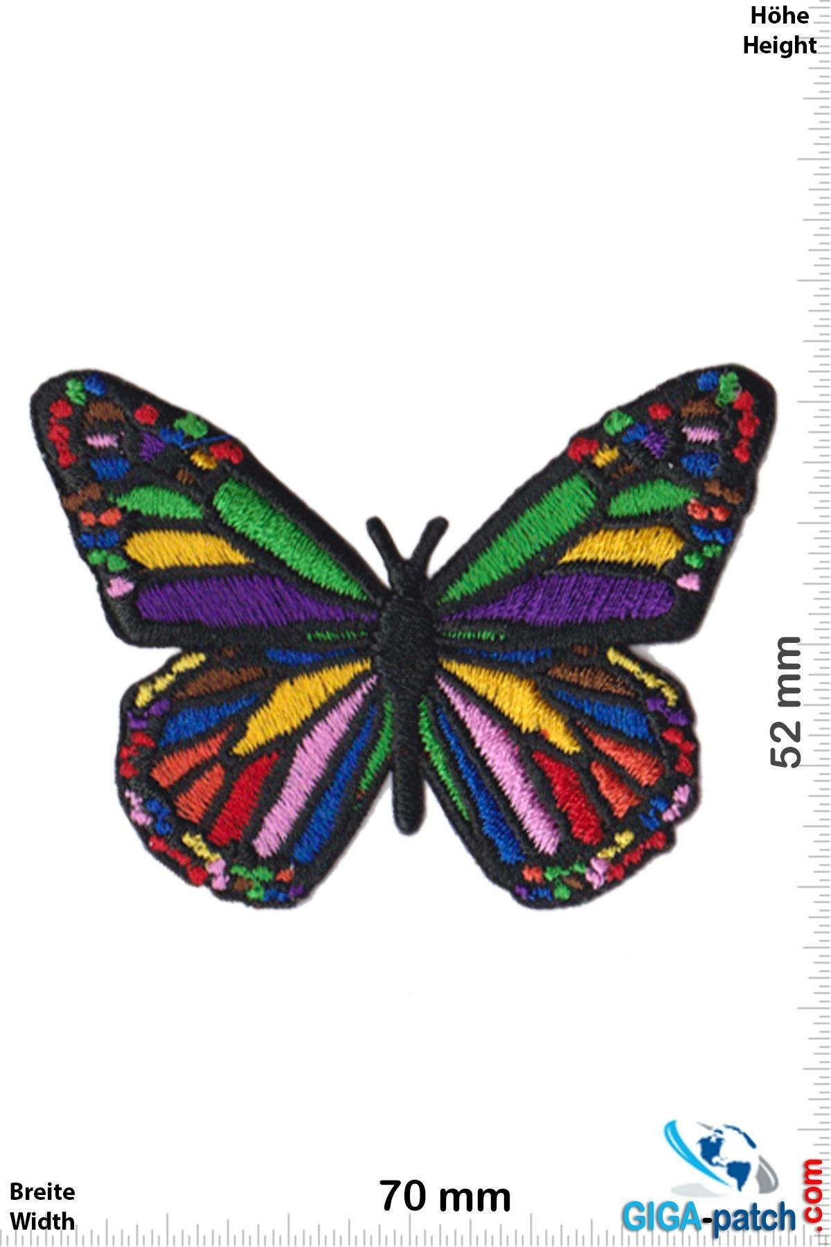 Schmetterling Schmetterling -rainbow