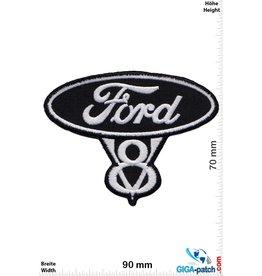 Ford FORD V8 - black silver