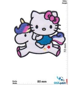 Hello Kitty Hello Kitty -  Einhorn