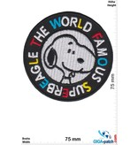 Snoopy The World famous Superbeagle - Die Peanuts - Snoopy