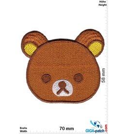 Line Line Bear - Head
