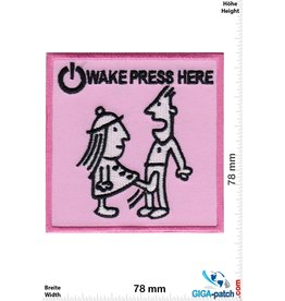 Sex Wake Press Here  - Fun