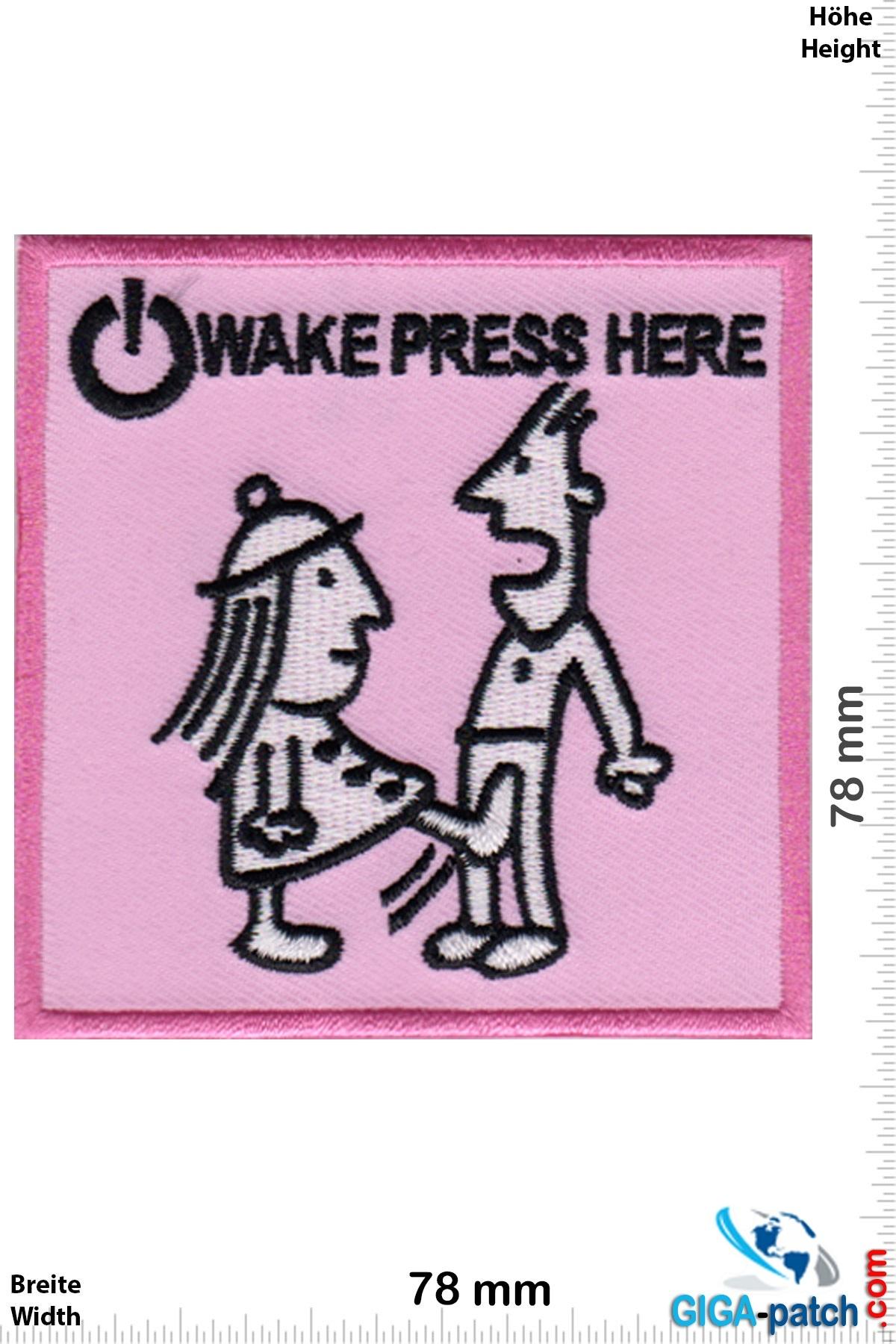 Sex Wake Press Here  - Fun