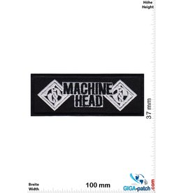 Machine Head Machine Head - Metal-Band - silver black