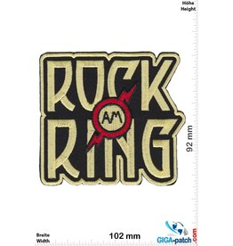 Rock am Ring - gold
