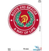 Trojan Trojan Records - Boots and Braces - a way of life