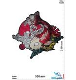 Koi Karpfen - China Tattoo  - 33 cm