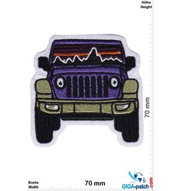 Jeep Jeep - Car - purple