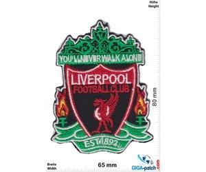 5020106 FC Liverpool LFC Rucksack SCHWARZ//ROT