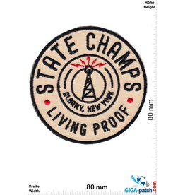 State Champs - Living Proof - Pop-Punk-Band