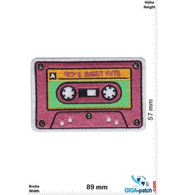 DJ Music Cassette - Tape - 90's Best Hits - Music