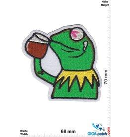 Kermit Kermit - der Frosch - Prost - Muppet Show