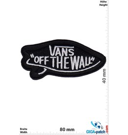 "Vans ""Vans """"OFF THE WALL"""" - black - surf"