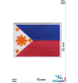 Philippinen Flagge - Philippines Flag - Countries