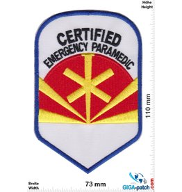 Emergency Certified Emergency Paramedic