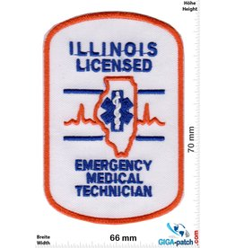 Emergency Emergency Medical Technician - Illinois Licensed