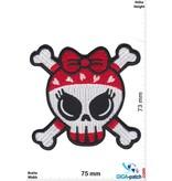 Totenkopf Lovley Lady Skull