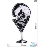 Oldschool Dead Drink - Skull