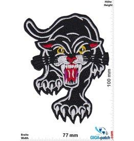 Biker Black Panther - Krallen