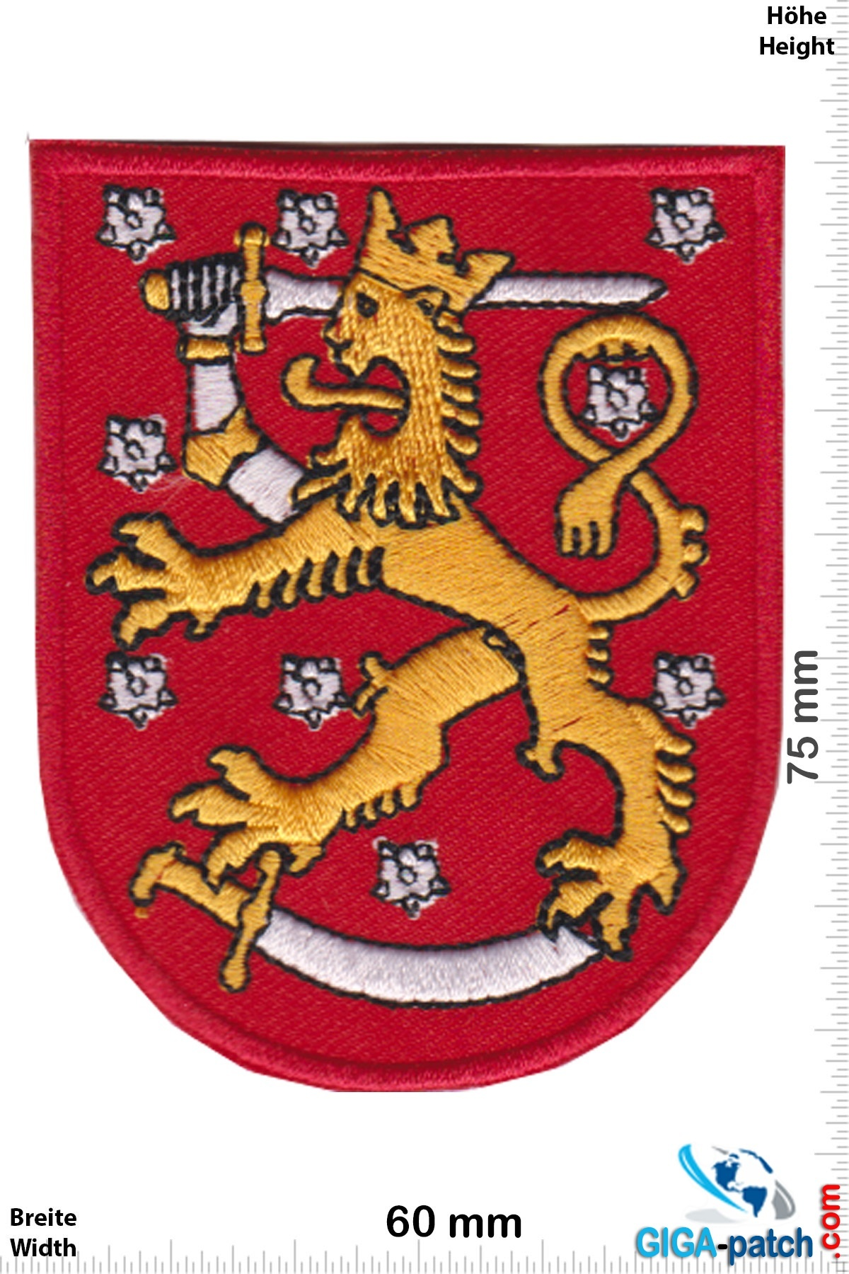Finland - coat of arms