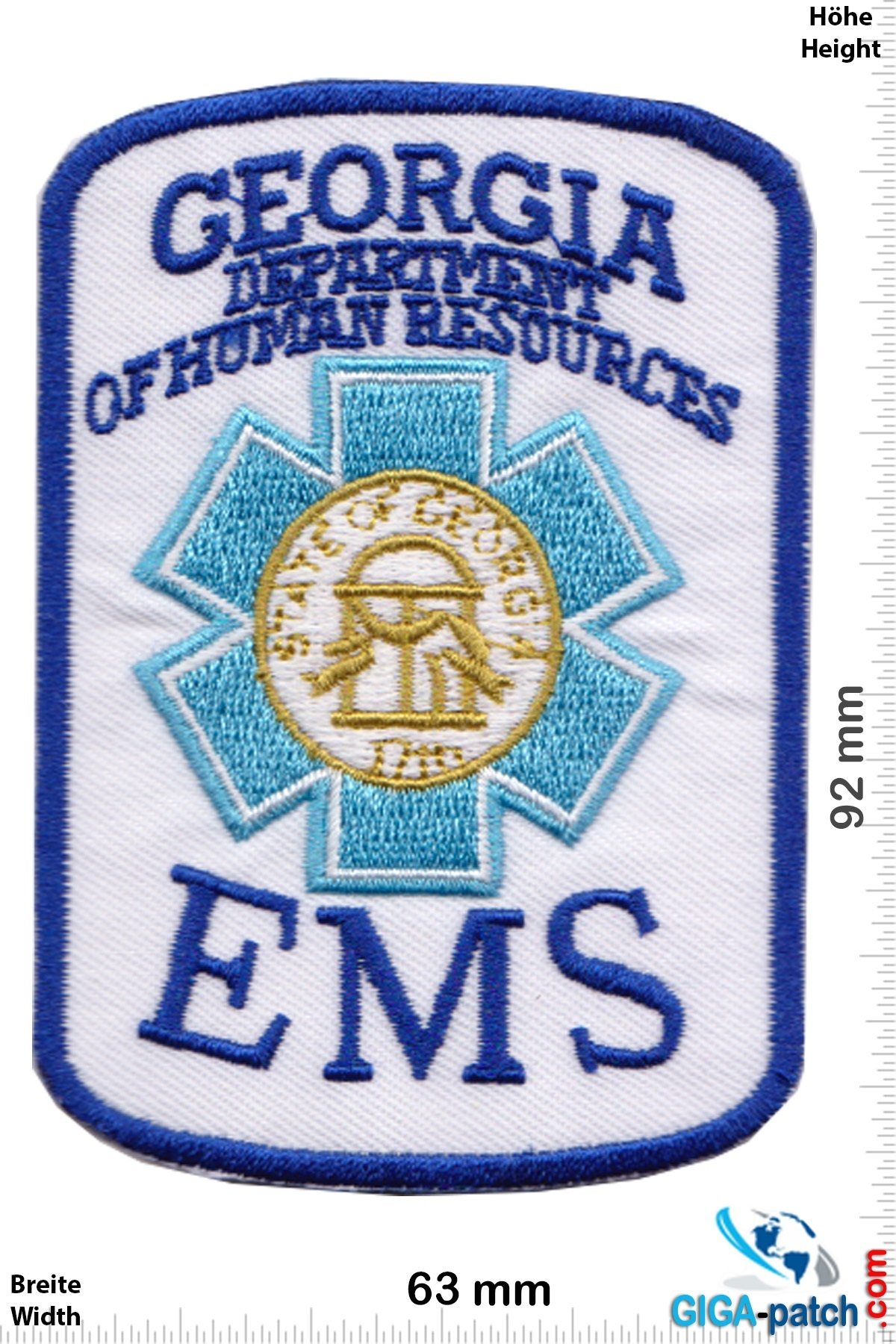Emergency Georgia Department of Human Resources - EMS