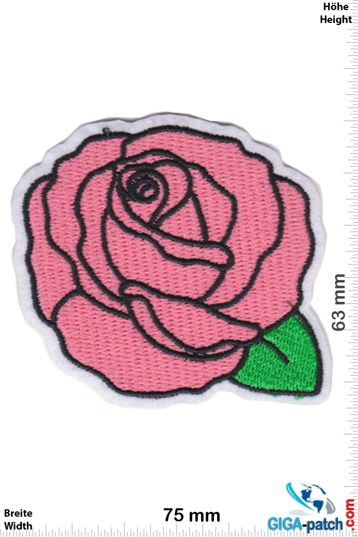 Fun Pink Rose