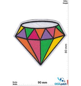 Diamond Diamant - Big Diamond - Color