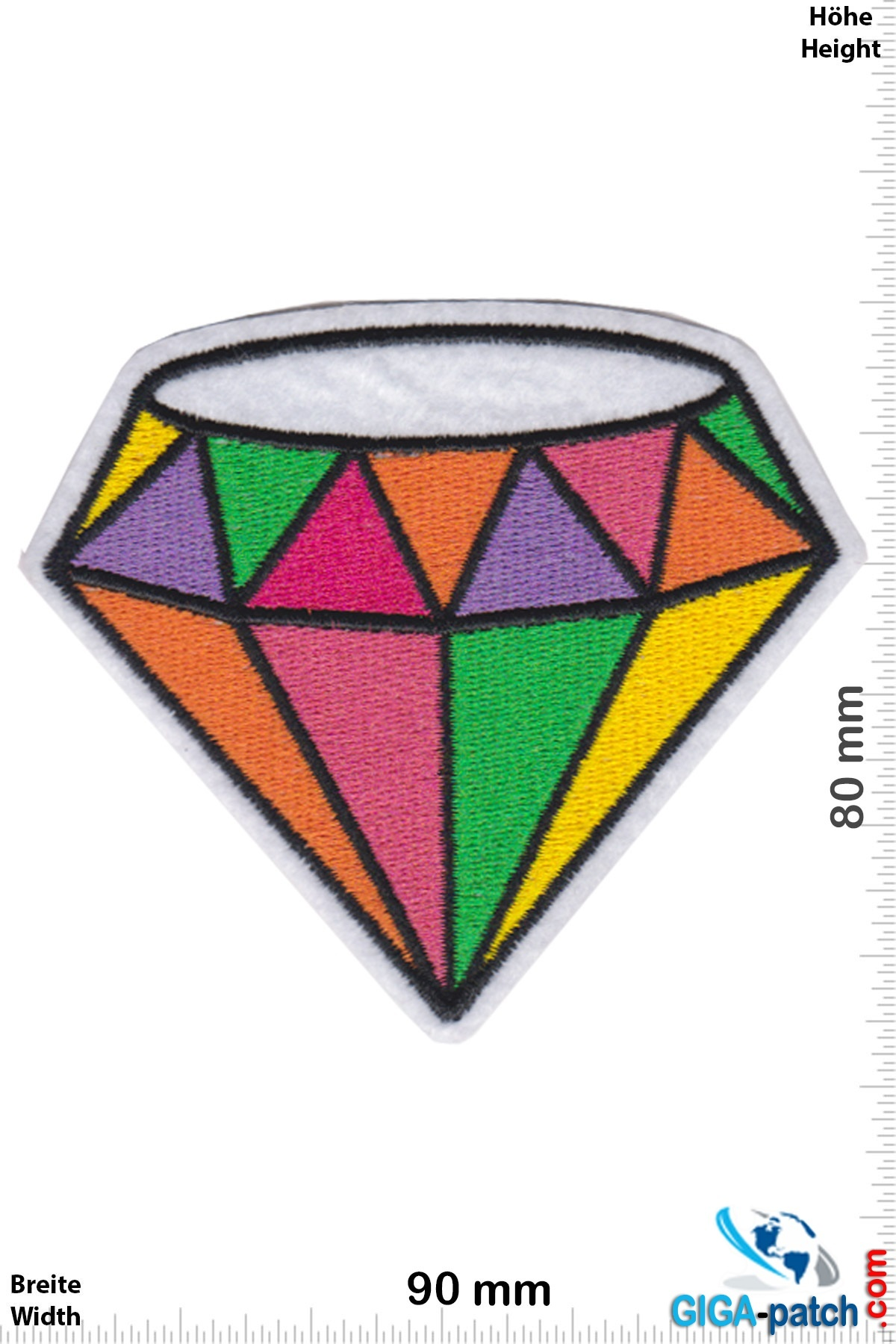 Diamond Big Diamond - color